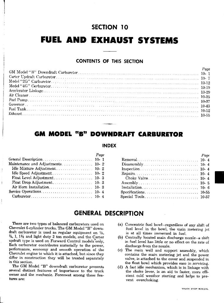 1960 235 261 Engine Manual